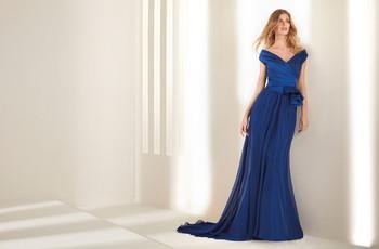 100 vestidos largos espectaculares para ir de boda