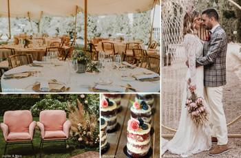 Las 30 tendencias de bodas para 2021 que no os podéis perder