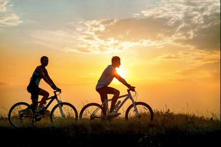 Luna de miel en bicicleta por Europa: 5 rutas románticas