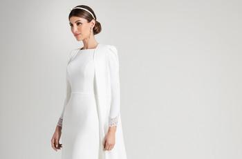 Descubre el increíble universo de Franc Sarabia: vestidos de novia y de fiesta 100% 'Made in Spain'