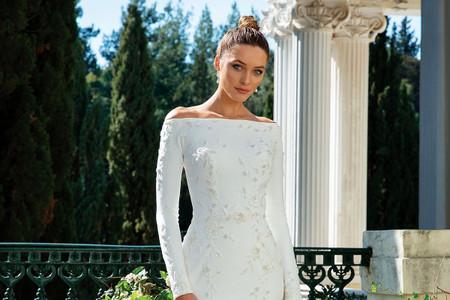 Vestidos de novia Justin Alexander 2020: ¡elegancia en estado puro!