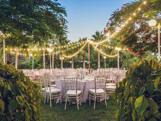 ¿Os gustaría que vuestra boda se celebrara en un entorno idílico, romántico y rodeado de naturaleza?