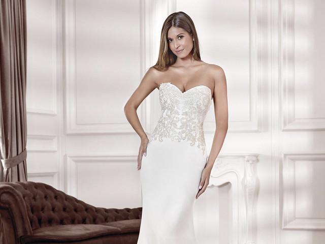 Vestidos de novia Vertize Gala 2020: diseños llenos de romanticismo