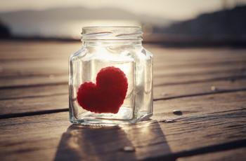Buenas ideas para San Valentín: un tarro con mensajes de amor