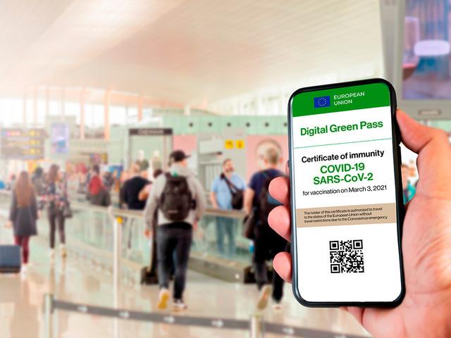 Descubridlo todo sobre el pasaporte covid o Certificado Verde Digital