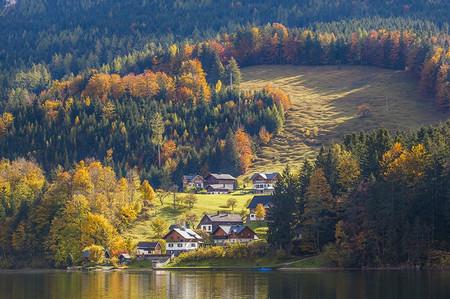 7 destinos románticos para una luna de miel en otoño