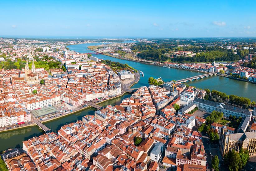 País vasco francés, Bayona