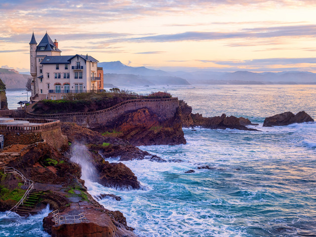 5 propuestas (irresistibles) para vivir unos días de descanso y diversión en el País Vasco francés