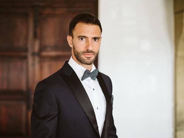 Seguro que quieres lucir una barba perfecta y bien cuidada el día de la boda, ¿verdad? Atento pues a estos consejos