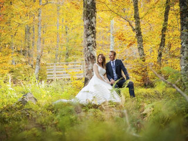 ¿Una boda en otoño? Descubrid todas sus ventajas