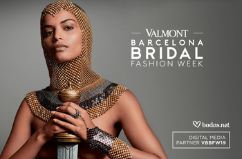 Todos los vestidos de novia 2020 en la Valmont Barcelona Bridal Fashion Week