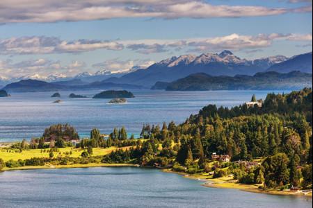 Luna de miel en la Patagonia Argentina