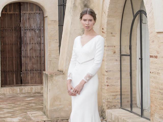 Vestidos de novia Pol Núñez 2020: ¡magia y romanticismo!