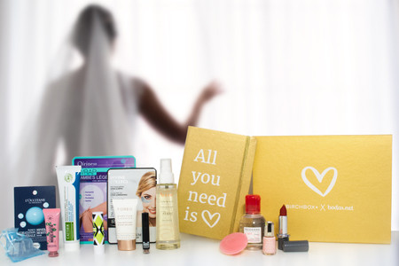 ¡Ganad la caja especial novias de Birchbox y Bodas.net!
