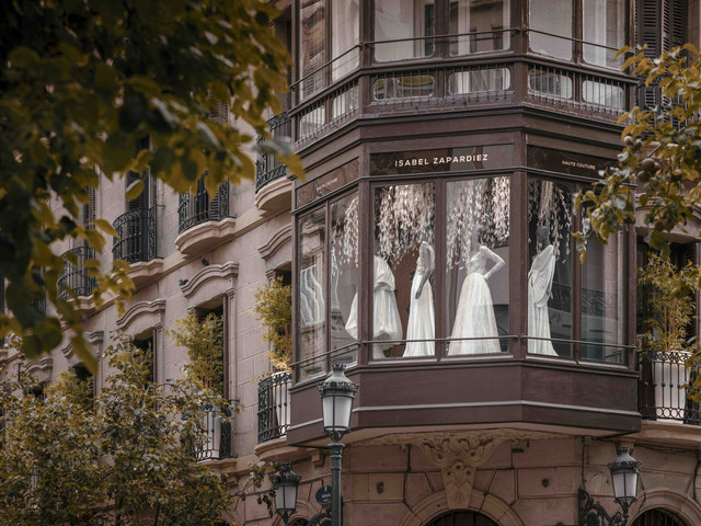 Nuevo estudio de Isabel Zapardiez en San Sebastián