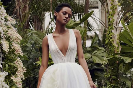 Vestidos de novia Vera Wang 2020: la magia de la alta costura