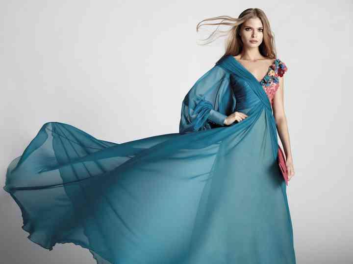 9 Colores De Moda Para Vestidos De Fiesta Otoño Invierno