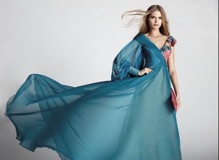 9 colores de moda para vestidos de fiesta otoño/invierno