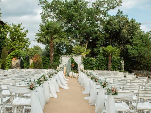 ¿Queréis celebrar la ceremonia y el banquete en un mismo lugar?