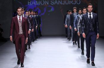 Trajes de novio Ramón Sanjurjo 2020