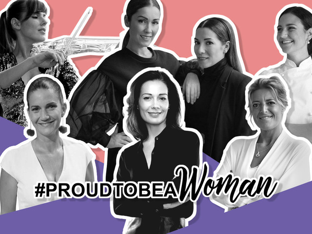 Estas son (entre otras) las mujeres que mandan en las bodas. ¡Bravo por todas!