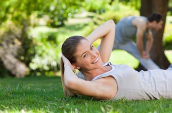 Hacer ejercicio en rutinas cotidianas... ¡os sienta muy bien!