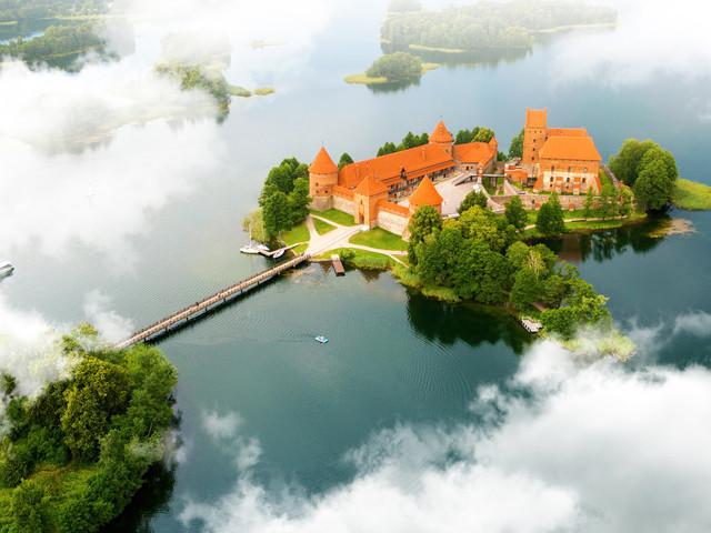 6 planes perfectos para una luna de miel en Lituania