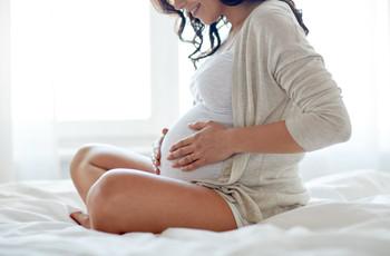 Evita las estrías del embarazo