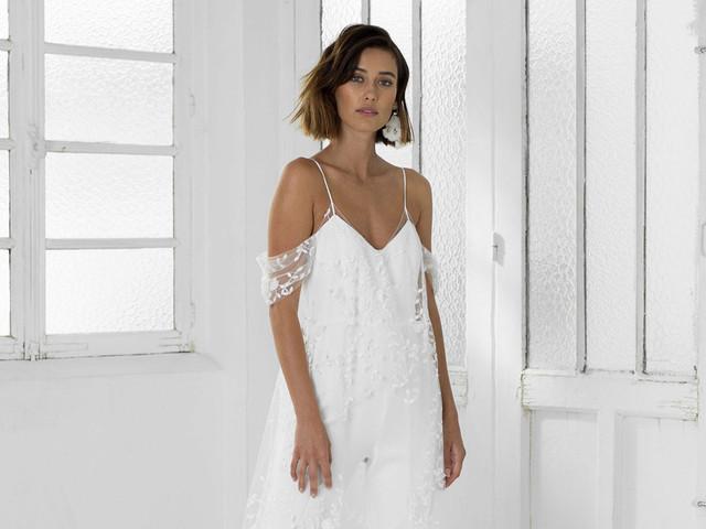 Vestidos de novia Rime Arodaky 2020: ¡no te pierdas detalle!