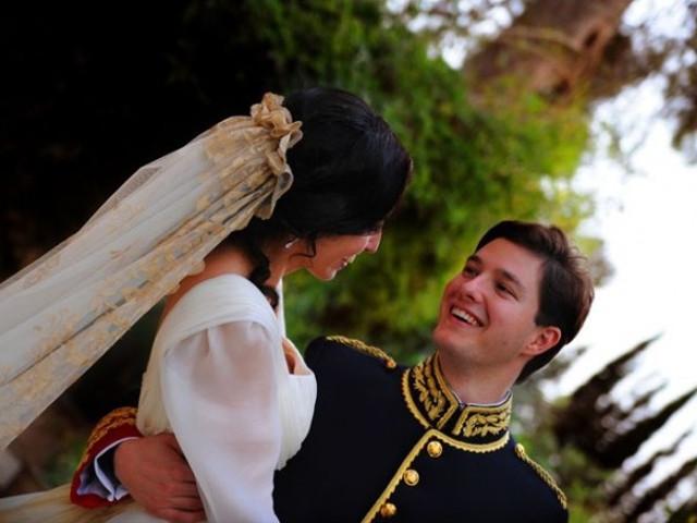 Érase una vez... la boda de Pedro y Elena