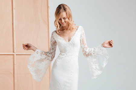 Vestidos de novia Silvia Fernández Atelier 2020