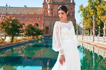 Descubre Marchesa for Pronovias, una colección de vestidos de novia... ¡simplemente espectacular!