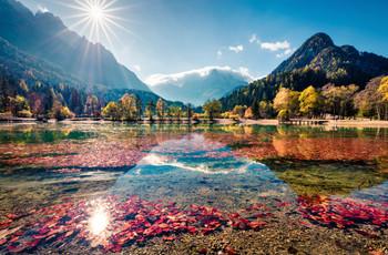 Enamoraos del encanto de Eslovenia... ¡y vivid una luna de miel increíble en un país de leyenda!