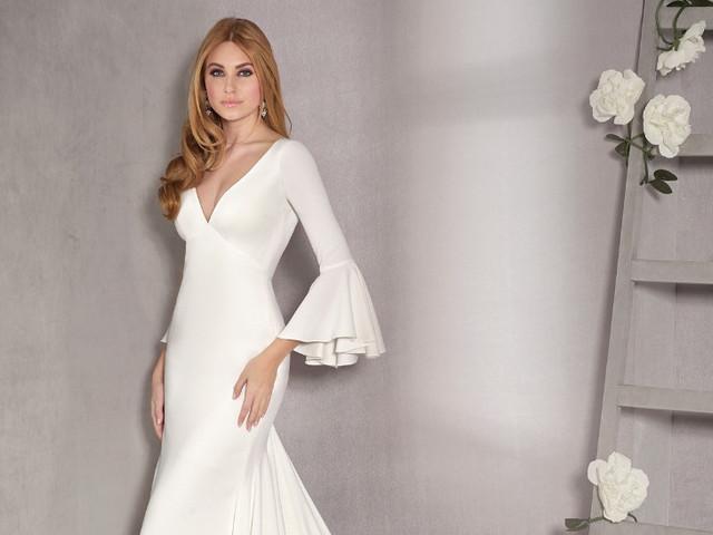 32 vestidos de novia de inspiración flamenca