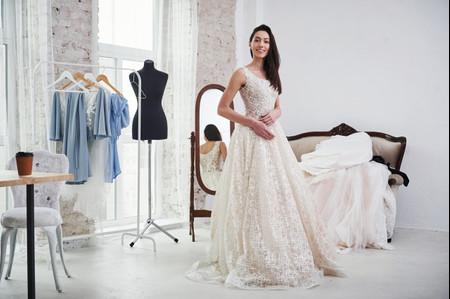 6 cosas que debes saber sobre la primera prueba del vestido de novia