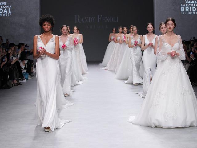 Vestidos de novia Randy Fenoli 2020