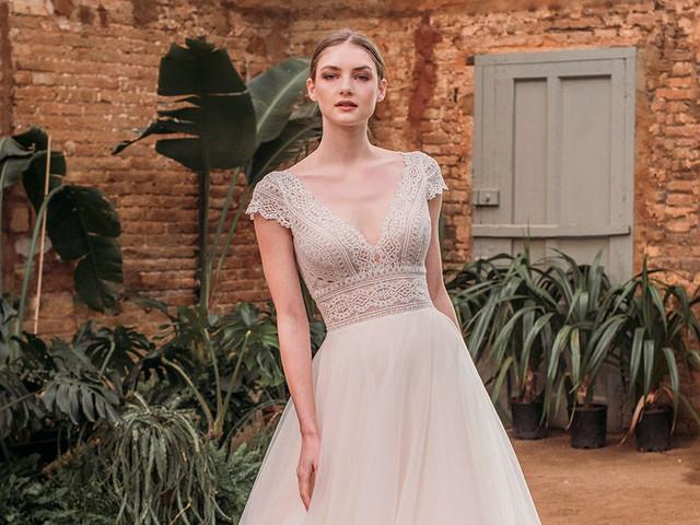 Vestidos de novia Fara Sposa 2021: ¿lista para volverte a enamorar?