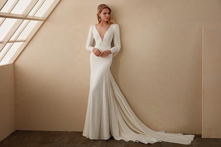 Vestidos de novia Valerio Luna 2020: ¡distintivos!