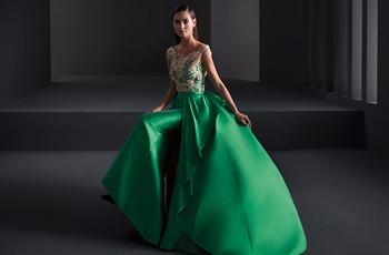 Vestidos verdes de fiesta: 50 modelos para enamorar