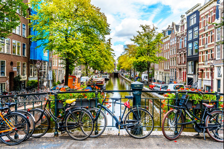 Luna de miel en Ámsterdam: un viaje increíble a la Venecia del norte
