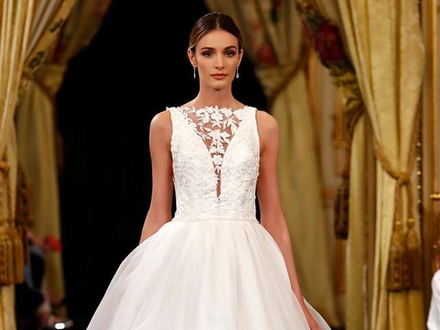 Vestidos de novia Hannibal Laguna Atelier 2020