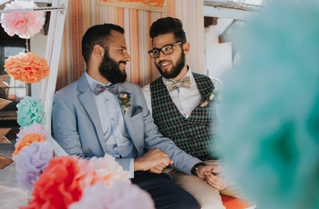 ¿Queréis poner un confesionario en vuestra boda?