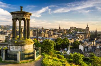 Los mejores planes para disfrutar de una luna de miel en Edimburgo