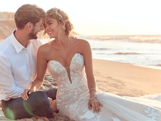 Vestidos de novia Rebecca Ingram 2020: creativos y sofisticados