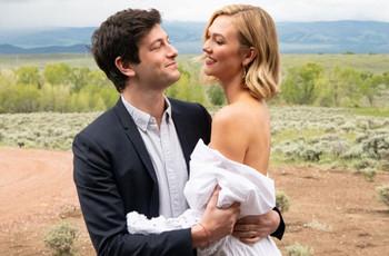 Karlie Kloss celebra su boda 8 meses después
