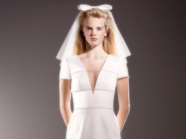 Vestidos de novia Viktor & Rolf 2020: ¡diseños atrevidos!