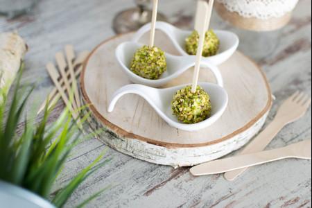 Sorpresa en los banquetes... ¡el pistacho arrasa en las bodas!