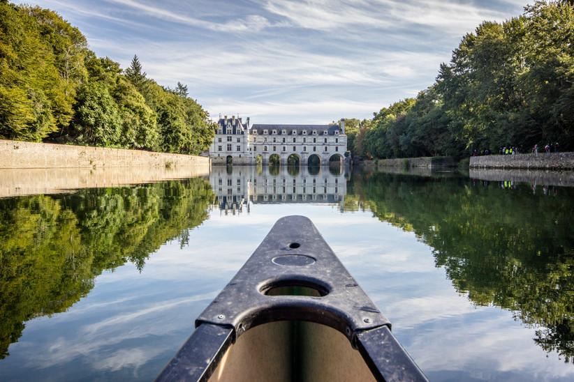 Valle del Loira, castillo de Chanonceau