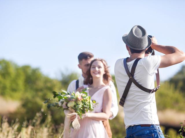 ¿Buscando al fotógrafo de boda perfecto? Con estas 10 claves acertaréis (¡palabra de profesional!)