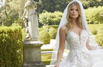 Vestidos de novia de Morilee: una colección icónica, atemporal y muy romántica